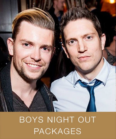 BOYS NIGHT OUT PACKAGES