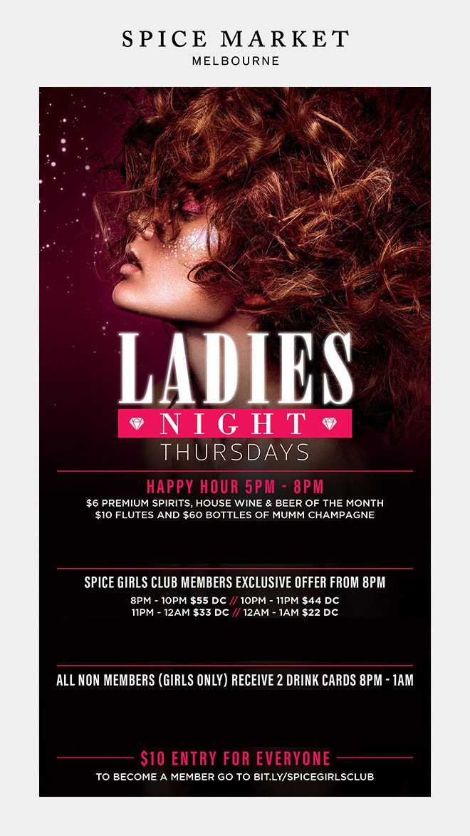 spice-market-ladies-nights-thursdays-nov-3