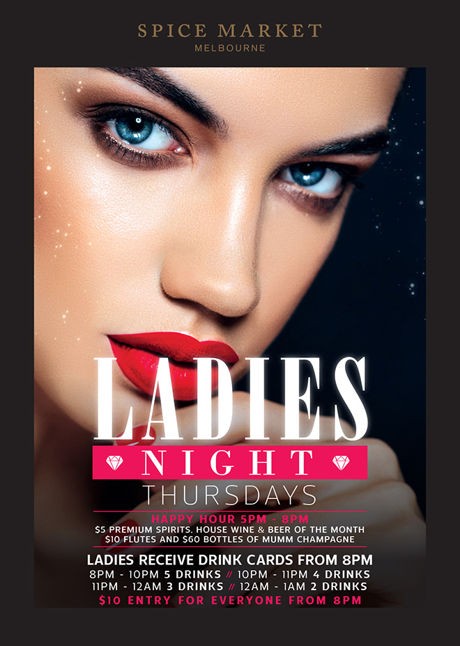 spice-market-ladies-nights-thursdays